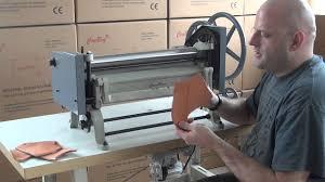 cowboy 8020 economical leather splitting machine