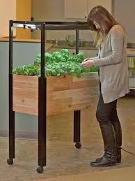 Indoor Kitchen Gardens Kitchen Grow Lights Soul Speak Designs