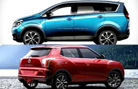 2018 renault duster india launch. brilliant duster mahindra u321 mpv india launch in q4 2017 ssangyong tivoli based compact  suv by end 2018 to renault duster india