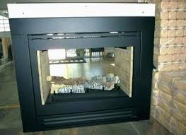 double sided gas fireplace insert terrific gas log fireplace insert with blower gas fireplace insert blower