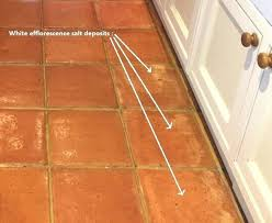 terracotta floor tiles terracotta floor with efflorescence in before enlarged terracotta floor tiles melbourne australia