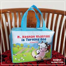 meriah tas spunbond murah meriah unik salah satu produk izzajaya tas souvenir tas ulang tahun anak terbaik adalah tas ulang tahun anak custom