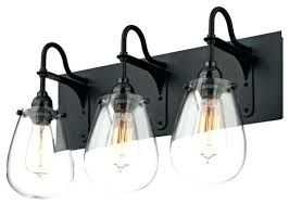 3 light bathroom vanity light black vanity light 3 light bathroom vanity light satin black industrial