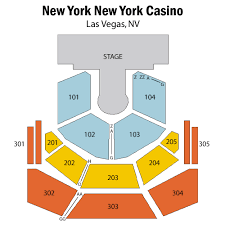 Nikon Seating Chart Zumanity Tickets Seating Chart Best Picture Of Chart