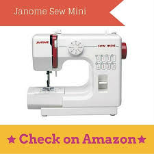 Small Size Sewing Machine
