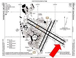 Mmmx Airport Charts Landing At San Francisco International The Jethead Blog