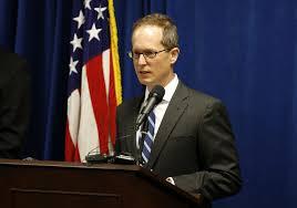 U.S. Attorney Benjamin Glassman to resign next week