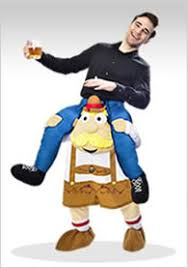 Exceptional Piggy Back Costumes