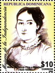 Stamp catalog : Stamp ‹ Maria de Jesus Pina y Benitez. Maria de Jesus Pina y Benitez. Country: Dominican Republic; Series: Women of the Independence ... - Maria-de-Jesus-Pina-y-Benitez