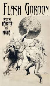 get ready to appreciate the fantasy art of frank frazetta on a whole new level