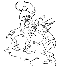 Small Picture Peter Pan Coloring Pages Printable of Peter Pan Coloring Pages