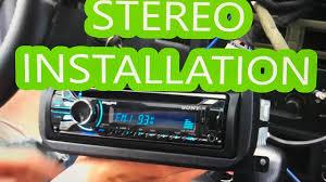 1999 2004 jeep grand cherokee stereo deck radio installation Jeep Grand Cherokee Stereo Wiring Harness 1999 2004 jeep grand cherokee stereo deck radio installation replacement video jeep grand cherokee radio wiring diagram 1995