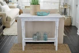 whitewash furniture. DIY Whitewashed Woode Table (via Foxhollowcottage) Whitewash Furniture