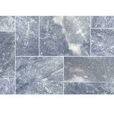natural stone tiles marble bardiglio roman pattern