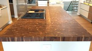 full size of customer review of a walnut butcher block in butchers countertop countertops cost vs