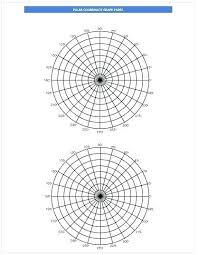 Image 0 Polar Coordinates Graph Paper Pdf Papers Circular