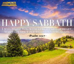Pin By Amazing Facts On Scripture Pictures Happy Sabbath Quotes