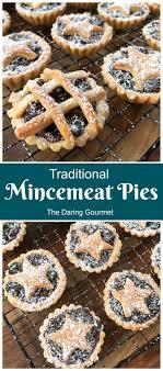 best mincemeat pie the daring gourmet