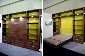 The Ito Is A Self Standing Queen Size Wall Bed System This Space