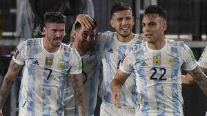 Argentina vs Peru by Qualifiers: Time, TV and Formations