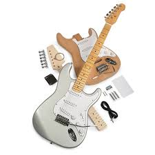 s style electric guitar kit