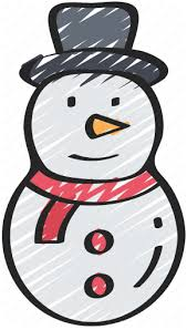 Holidays Snowman Christmas December Holidays Snowman Winter Icon