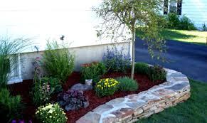 Decorative Stones For Flower Beds Stones For Landscaping Flower Beds Australian Squash Tour