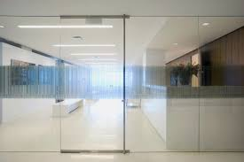 Glass Door And Office Wall Making Dhaka  By Interior
