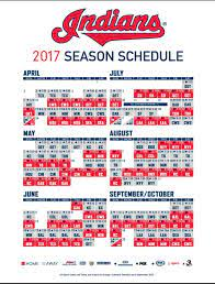 Cleveland Indians Announce Game Times ...
