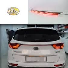 OKEEN 2pcs LED Car <b>Rear Bumper Reflector</b> Light for Toyota ...