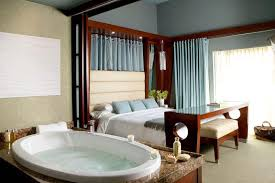 hotels with jacuzzi in the room los angeles shade hotel