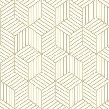hex pattern wallpaper beige 20 5 x