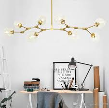 new lindsey adelman globe branching bubble chandelier glass chandelier suspension hanging pendant light glass pendant lamp 1 5 7 8 heads branching bubble