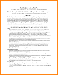 8 Social Work Resume Examples Job Apply Form
