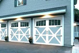 how much does it cost to install a garage door new garage door cost new garage how much