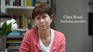 """I think we've slipped our moorings"""" says Clare Rossi. - YouTube"""