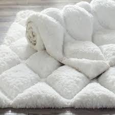 Coral Bath Rug White  Threshold™  TargetColorful Bathroom Rugs
