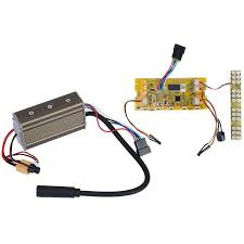 Crystal Light Electric Motor 36v Electric Scooter Controller Liquid Crystal Display Panel