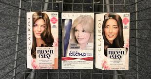 Always dimensional home hair color. New 5 2 Clairol Coupons Nice N Easy Hair Color Only 3 50 At Cvs