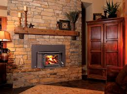 Amusing Faux Stone Surround For Fireplace Inserts And Armoire With Area Rug  Also Wood Flooring