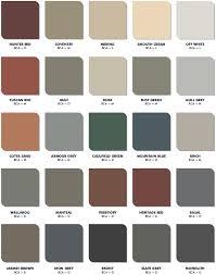 44 Prototypal Custom Orb Colour Chart