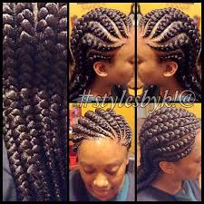 Braids Hairstyle Pictures the 25 best nigerian braids hairstyles ideas 7525 by stevesalt.us