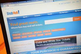 Ebay To Sell Stubhub To Viagogo For About 4 Billion In Cash