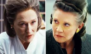 carrie fisher.  Fisher Meryl Streep And Carrie Fisher Inside Carrie Fisher A