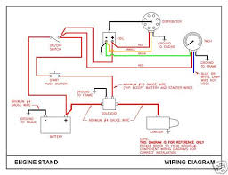 basic wiring for chevy test stand hot rod forum hotrodders click image for larger version engine test stand wiring jpg views 39995
