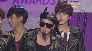 130213 The 2nd Gaon Chart K Pop Awards Super Junior Album Of The Year 3rd Quarter
