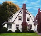 Фото домов с вертикальным сайдингом