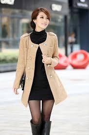 woman coat winter jacket lady long coats fashion
