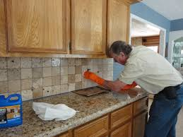 tumbled marble backsplash sealer