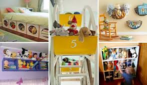 Top 28 Clever DIY Ways to Organize Kids Stuffed Toys